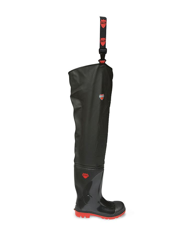 Thigh Safety Wader - VW162R Stream