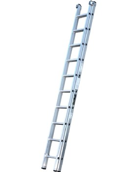 Youngmans Builders Trade 20 Rung Class 2  Double Ladder