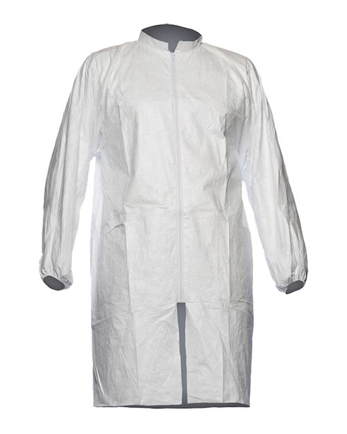 Tyvek 500 Lab coat PL309 - Small