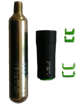 United Moulders Re-Arming Pack 24 Gram CO2