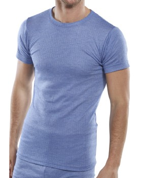 Short Sleeved Thermal Vest