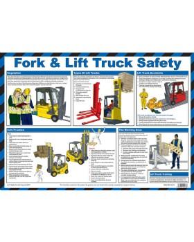 Fork Lift Truck Safety Chart