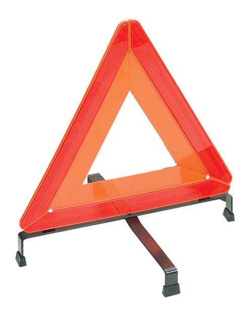 Warning Triangle European Approved