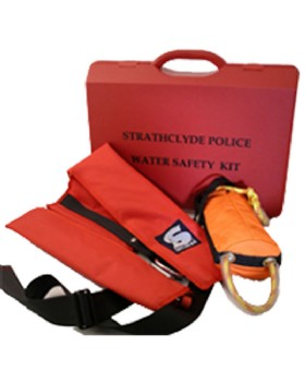 Water Rescue Kit For Police And Blue Light Services