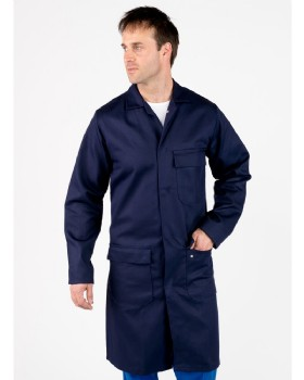 Wearwell Warehouse Coat Navy