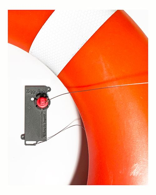 Lifebuoy Monitoring System - Rescue Equipment Alarm