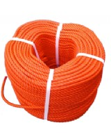 Polyethylene Floating Orange Lifeline 220 Metre Coil