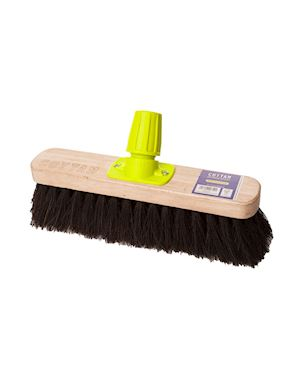 11 Inch Soft Coco Broom head With Socket