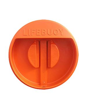 30 Inch Lifebuoy Housing - Wall Mounted