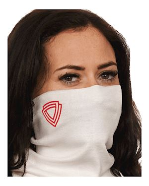 Virustatic Snood - Antiviral Reusable Face Covering