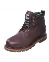 Buckler B750SMWP Waterproof SBP Brown Safety Boot