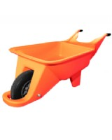 Insulated Wheelbarrow 90l - Non Metallic Non Conductive Barrow