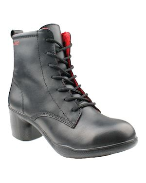 Ladies Lucy Lace Up Safety Boot