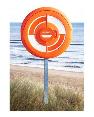 Lifebuoy Cabinet For 24 Inch Lifebuoys - Sub Surface Mounted