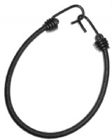 Shock Cord With Metal Hooks  - Pack Of 10