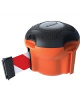 Skipper XS Retractable Barrier Tape Unit - Indoor