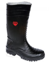 Safety Wellington With Steel Toe & Midsole - Groundworker Wellies