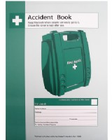 Accident Report Books Hse Spec - Tear Off Detachable Pages