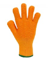 Polyco Yellow High Grip Criss Cross Glove