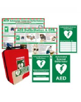 Fully Automatic Defibrillator  Package Telefunken FA1 Plus