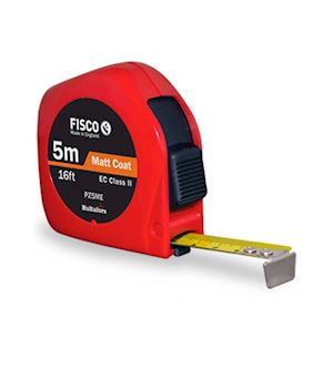 Fisco Proflex Tape Measure 5m