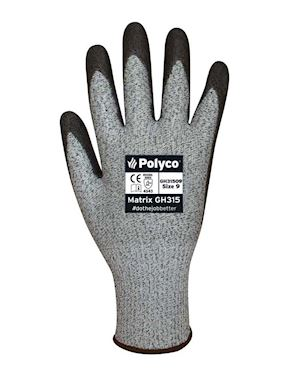 Cut 5 Glove Matrix GH315 - EN388 Cut Level 5