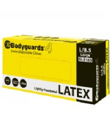 Polyco Bodyguards Latex Disposable Glove