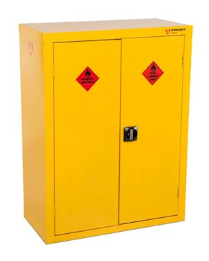 Cabinet Hazardous Substance - Double Door