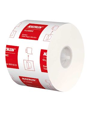 Katrin Classic Eco Toilet Roll System 800 Case 36 Rolls