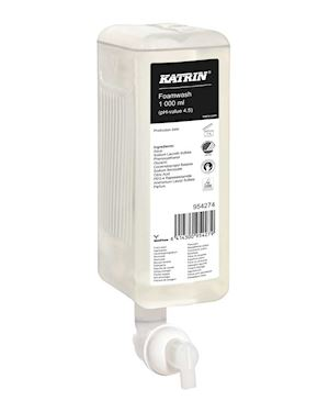 Katrin Foamwash Hand Soap 1000ml Case Of 6 - 954274
