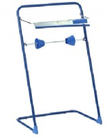 Katrin Blue Line Floor Dispenser 709141