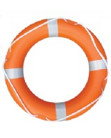 Lifebuoy 24 Inch - 57 cm life ring with Reflective Tape
