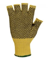 Polyco Touch Stone Grip Fingerless Glove