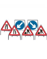 Roadworks Chapter 8  Red Book Traffic Sign Set