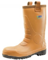 Rigger Style Safety Wellingtons - Eurorig