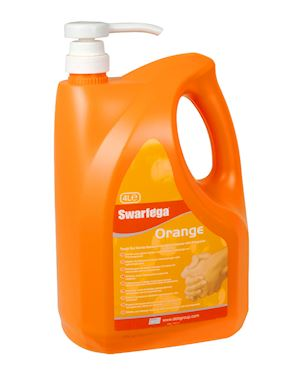 Swarfega Orange Hand Cleaner - 4 Ltr