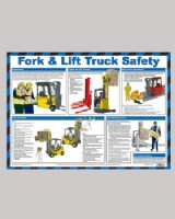 Fork Lift Truck Safety Chart