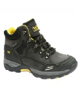 Safety Boot Waterproof With Steel Toe Cap & Midsole