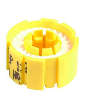 Yellow Bobbin For Halkey Roberts Auto Inflator